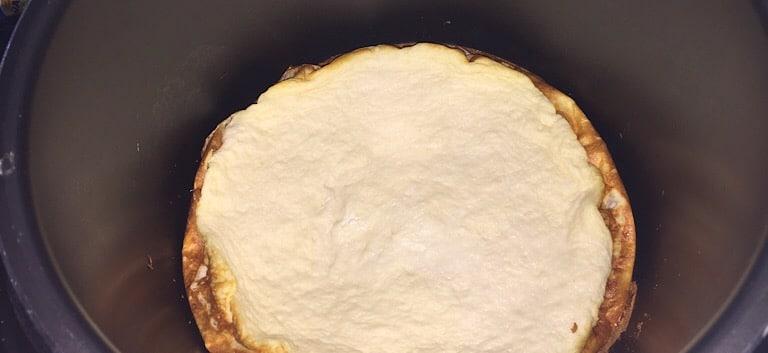 Tarta de queso fresco batido newchef