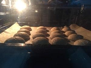 15 minutos al horno