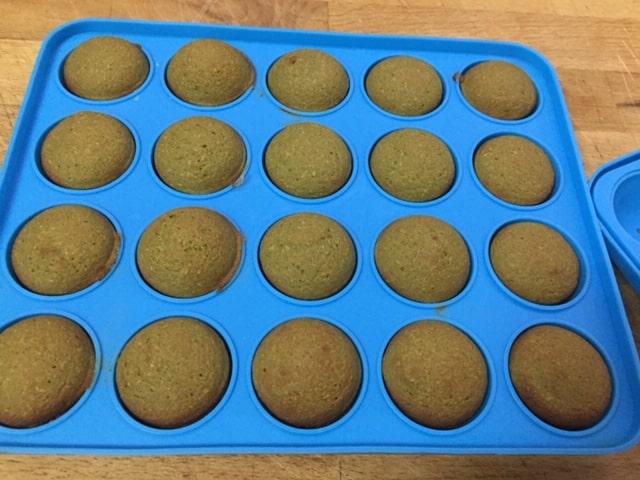 Cakepop sin gluten listos para comer