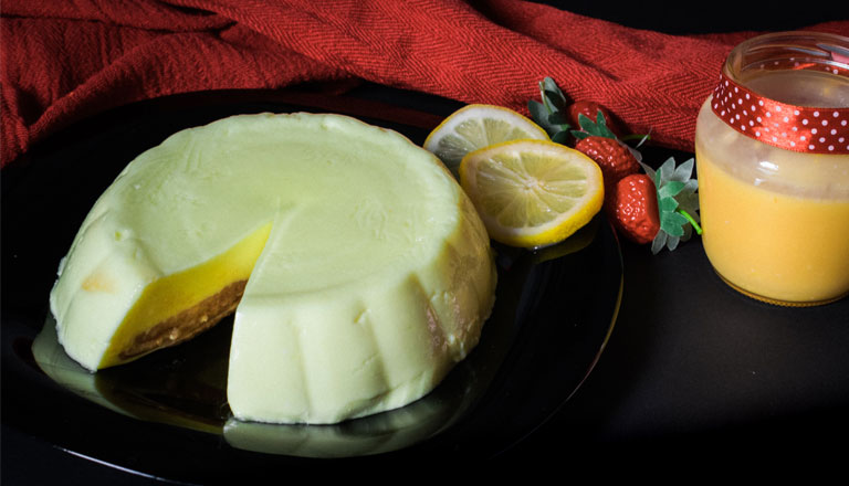 Pastel de limón Thermomix