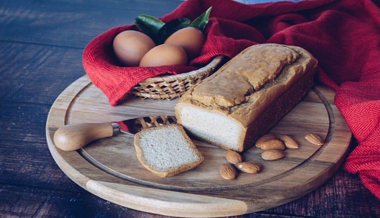 pan de almendras